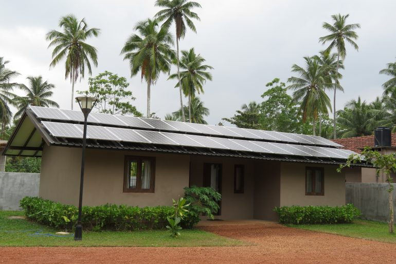 Solar power as means of earning an additional income